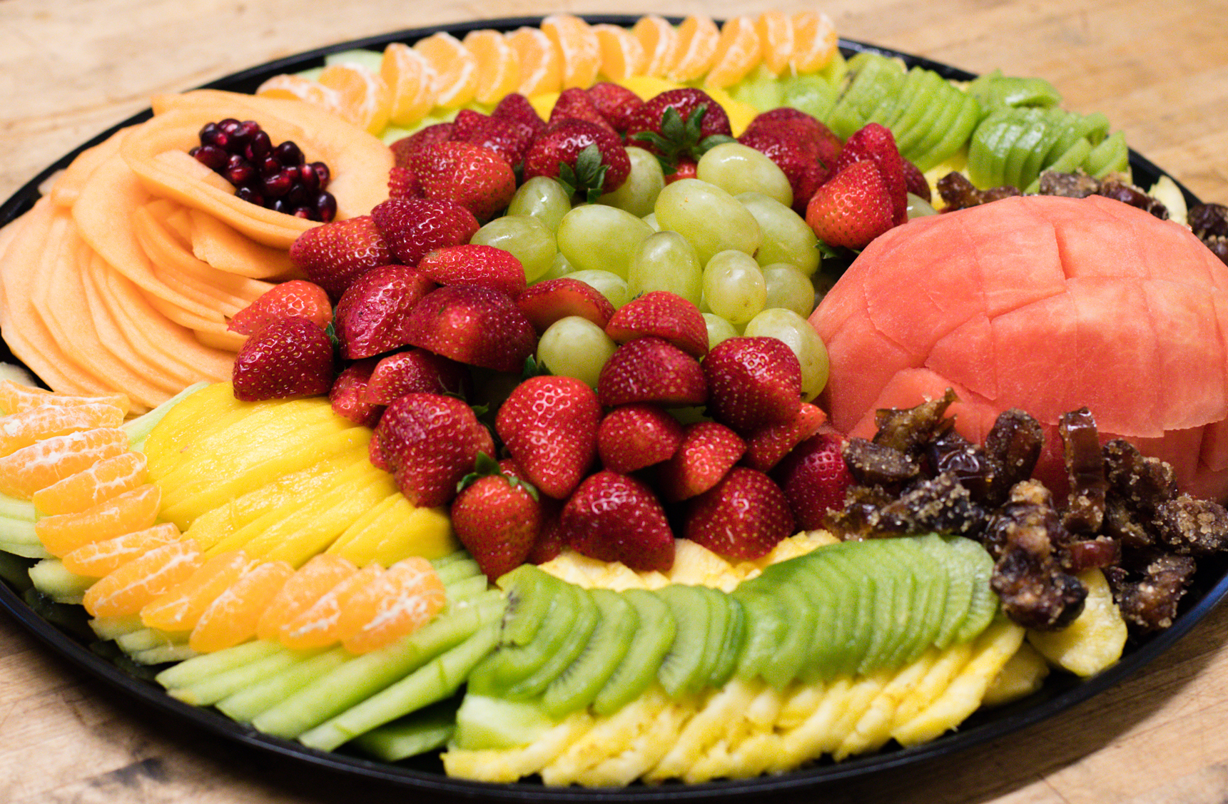 Check out our Beautiful Fruit Trays